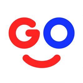 GoGo kid logo - TeacherRecord